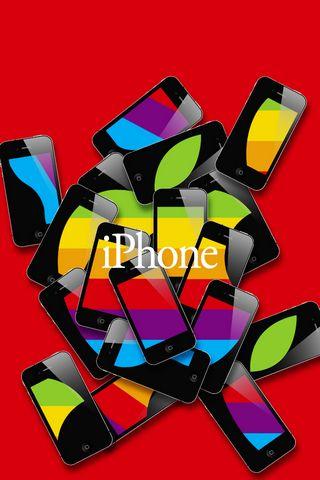 Iphones-4-red