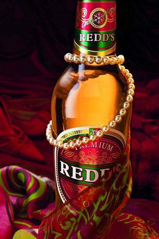 Redds Beer Bottle Drink For Women
