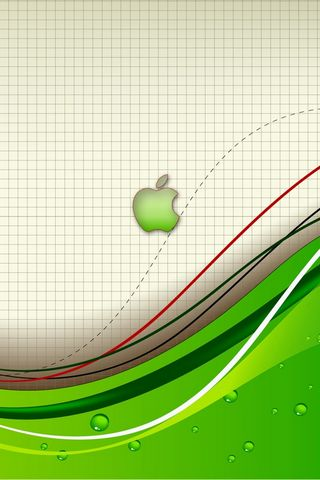 Apple-Logo-Green