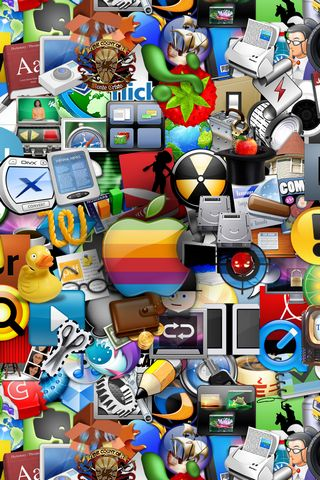 Mac-icons