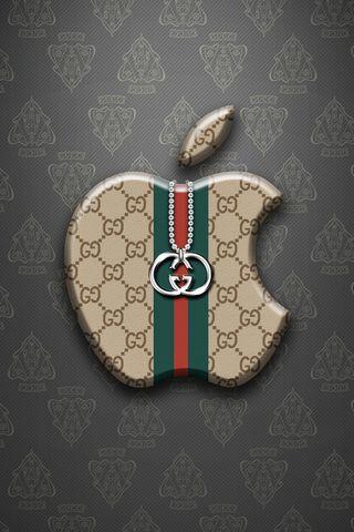 애플 구찌