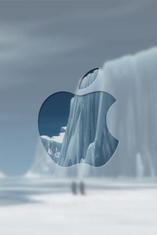 Apple-Blur-Glacier