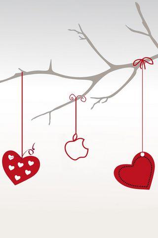 애플 발렌타인 데이