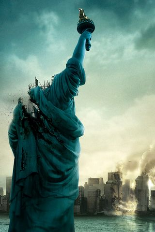 StAtue Of Liberty DestructiOn