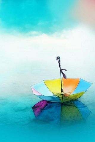 Colorful Umbrella