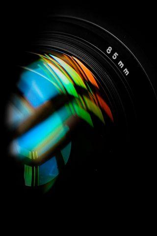 DSLR Lense