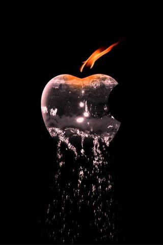 Apple Melting