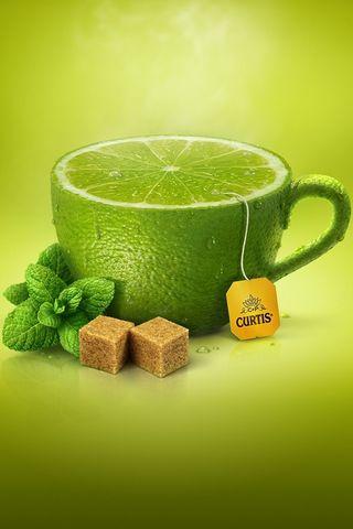 चूने की चाय
