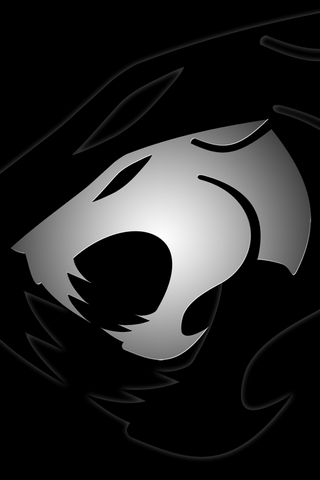 Puma Logo White