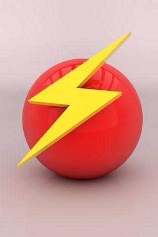 Ball And Flash