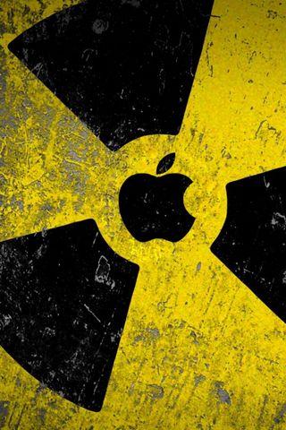 Apple Caution