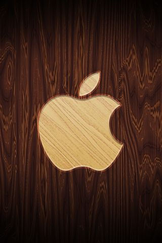 Logo Apple Wood
