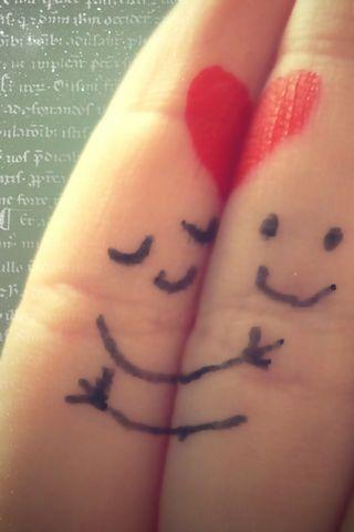 Finger Hug