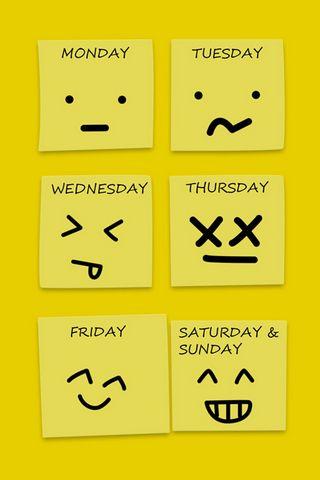 Semana usual