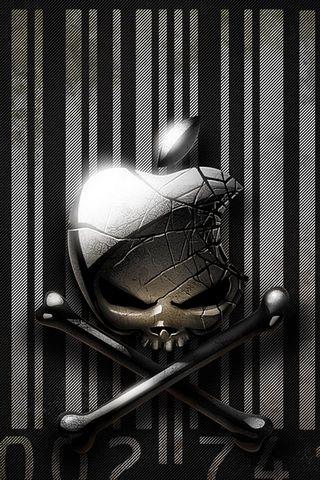 Skull Apple