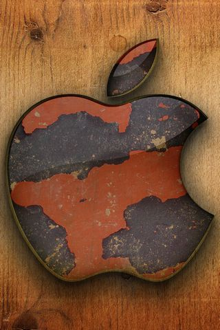 Apple Wooden Work
