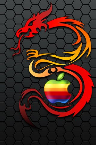 Dragon Apple