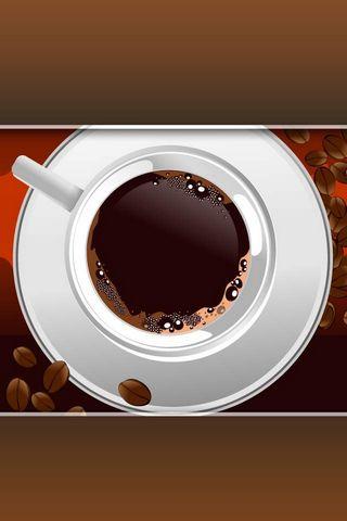 Coffee - Lock Screen - IP4