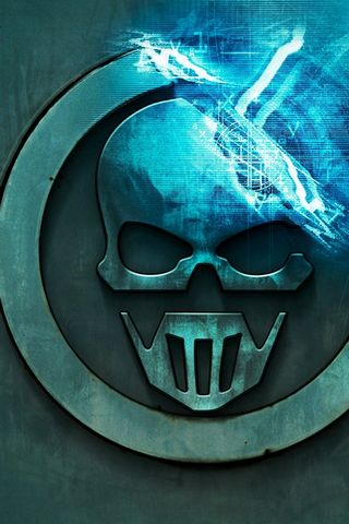 Ipod Touch Iphone 4 Fondo de pantalla móvil Ghost Recon