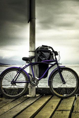 Dock-Bicycle
