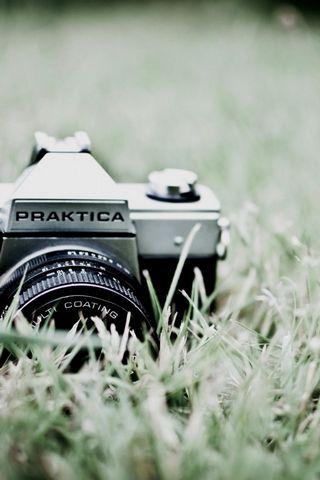 Old Praktica Camera