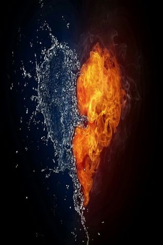 Water N Fire Love