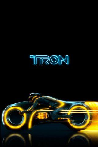 Cars TRON