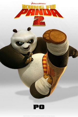 Po Kung Fu Panda 2