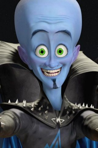 Megamind Smile