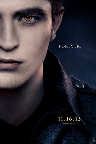 Breaking Dawn Pt. II - Edward