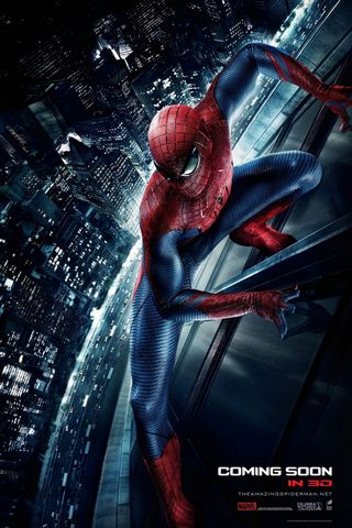 The Amazing Spider-Man Official Poster #2