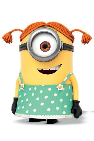 Despicable Me 2 Stuart