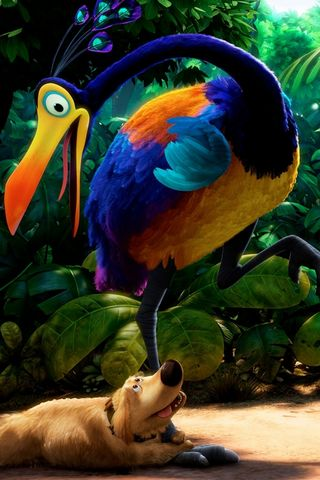 Pixars-UP-bird