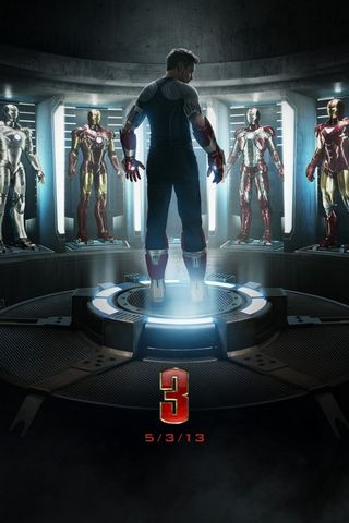 Iron Man 3 Official Background