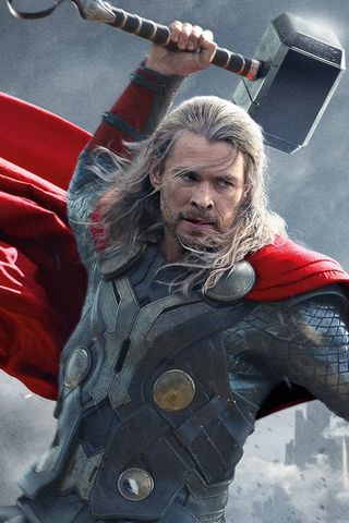2013 Thor The Dark World-2880x1800