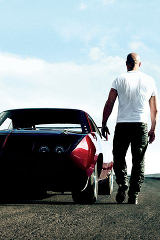 Fast And Furious 6 Dominic Toretto