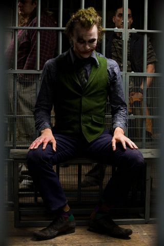 Jailed Joker