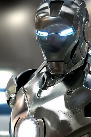 Iron Man ?