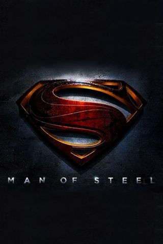 Man Of Steel Logo Hd