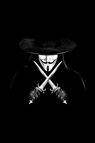 Swordsman V For Vendetta