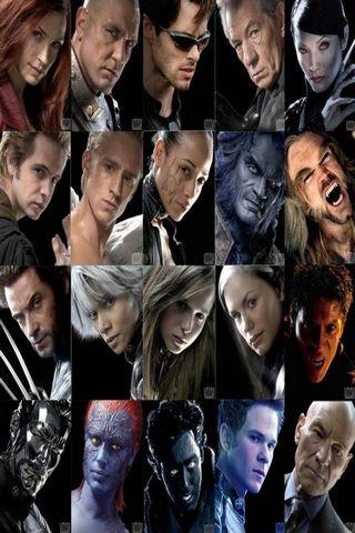 X-Man All Stars