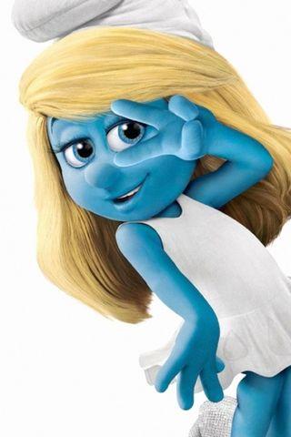 The Smurfs 2 Smurfette