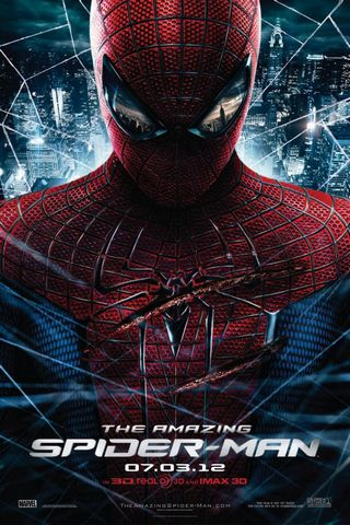 L'affiche officielle d'Amazing Spider-Man # 3