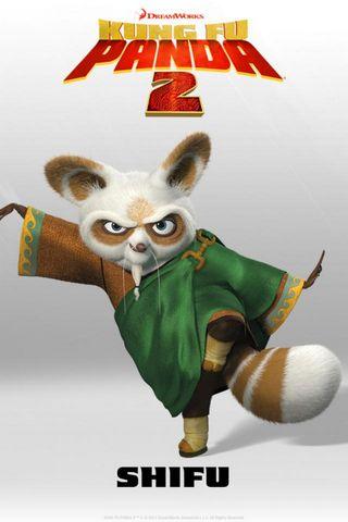 Shifu Kungfu Panda 2
