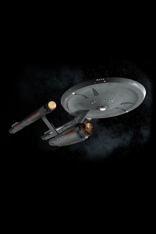 Star Trek Spaceship