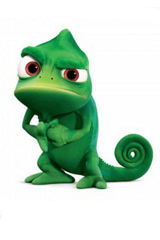 Disney Tangled- Pascal