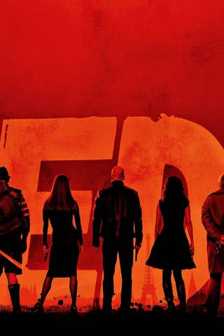 The Red 2 Movie 2013