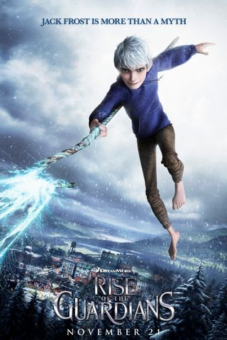 Bangkitnya The Guardians - Jack Frost
