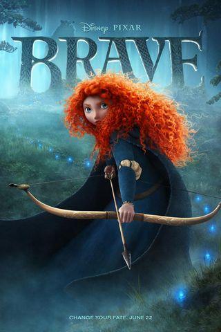 Disney Pixar's 'Brave'