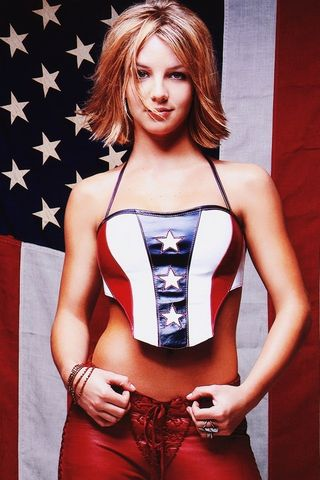 Britney Spears Patriotic